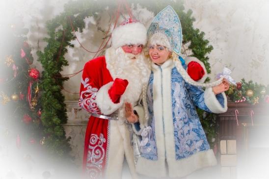 Поздравления деда мороза детям